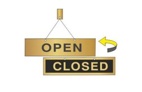 OPEN - CLOSED